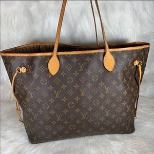 Authentic Neverfull GM